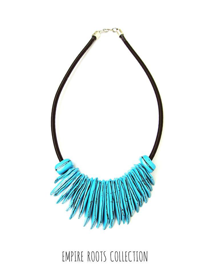 Ocean Necklace, unique piece.