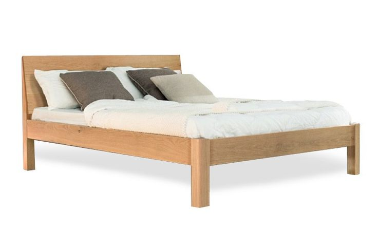 Modern and minimalist, this timber bed frame comes in a variety of timber colours to match seamlessly with your bedroom. Available in pine or Tasmania oak - Hand made in just 10 days