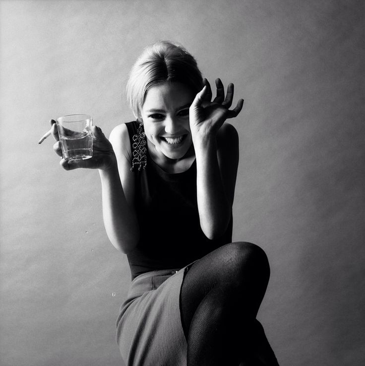 Photo: Jerry Schatzberg. Edie Sedgewick