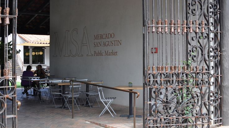 Mercado San Agustin - Out-of-Town Guests