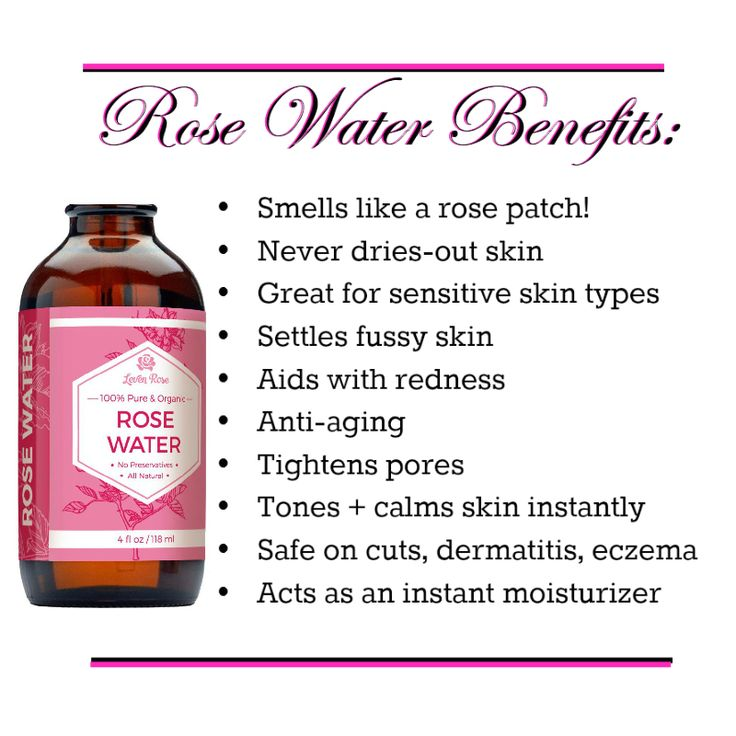Rose Water VS Witch Hazel - what is best for your skin! By WhippedGreenGirl.com #witchhazel #rosewater #skincare #organic #toner
