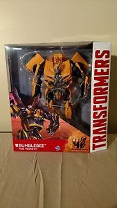 a transformers age of extinction aoe leader class bumblebee costco misb
