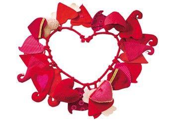 calendrier de l'Avent coeur Käthe Kruse | shop pour enfants Le Petit Zèbre