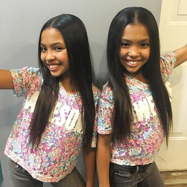 Thee Goddess Anais And Mirabelle Lee Twins Cute
