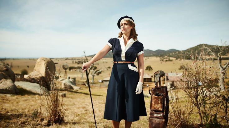 The Dressmaker, Tim Chappel, Margot Wilson, Marion Boyce Ben King - Photographer