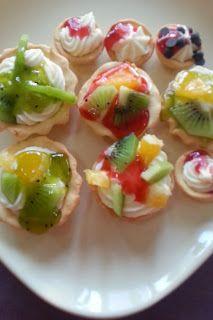 Sedo'dan Lezzetli Tarifler: Meyvalı Tartolet