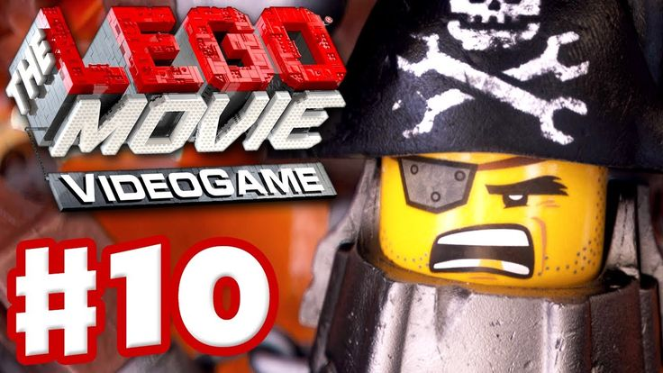 News Videos & more -  Video Games - The LEGO Movie Videogame - Gameplay Walkthrough Part 10 - MetalBeard (PC, Xbox One, PS4, Wii U) #Video #Games #Youtube #Music #Videos #News