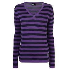 Stripey jumpers always make me smile. :)