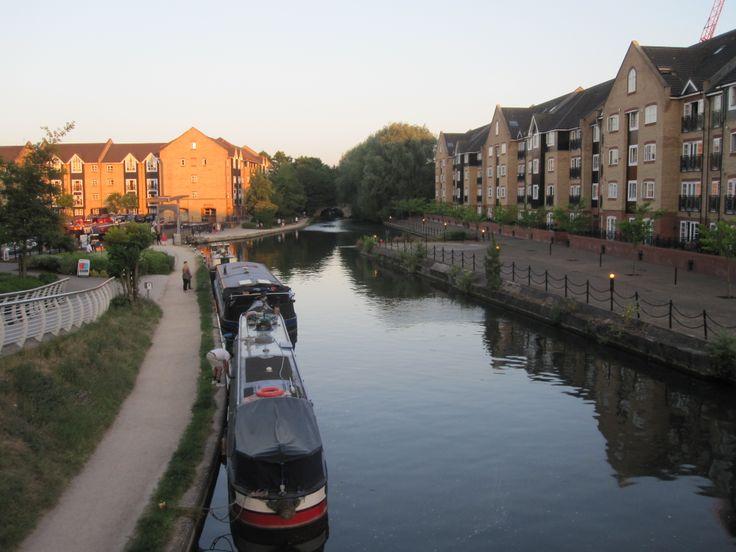 Apsley Lock, Hemel Hempstead