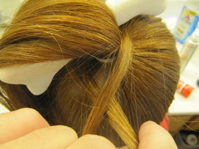 pebbles flinstone hair | Pebbles Flintstone...