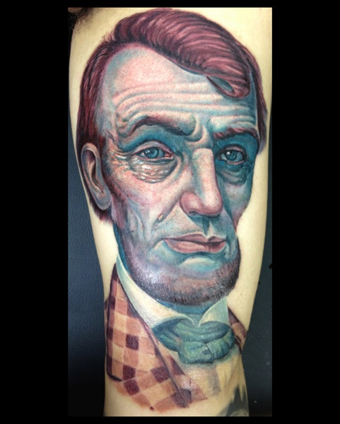 366 best abraham lincoln images on pinterest abraham for Tattoo grand rapids mn