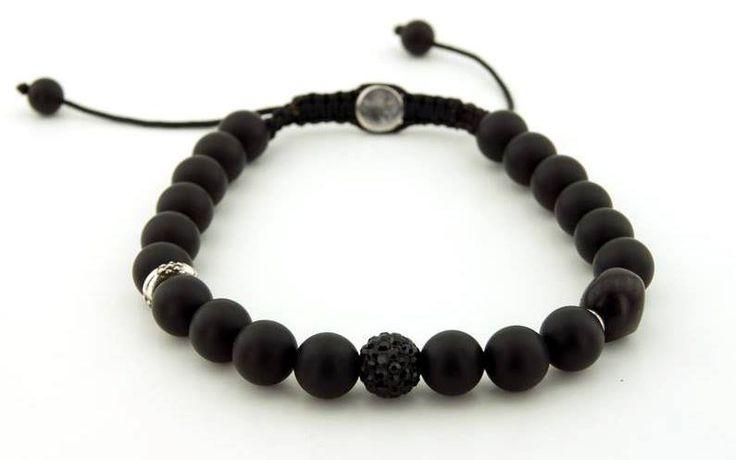 Onyx Bracelet,https://www.imperastraps.com