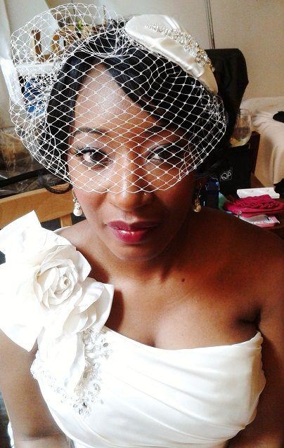 Black makeup artist and hairstylist in Rome italy Janita Helova http://janitahelova.com/