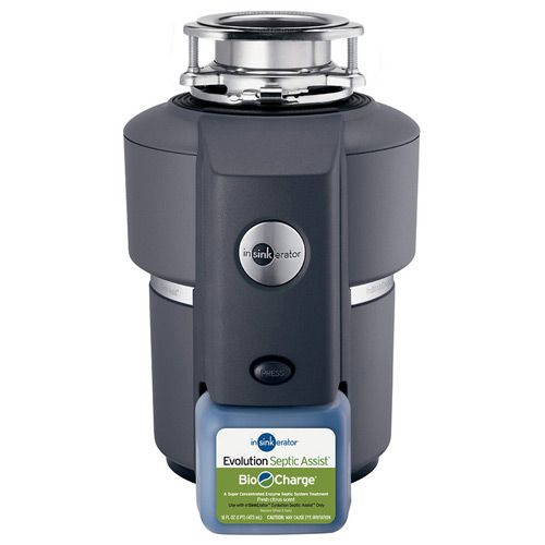 InSinkErator Evolution Septic Assist Garbage Disposal