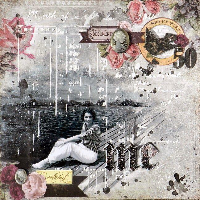 Solange Marques: C'est Magnifique February Kit