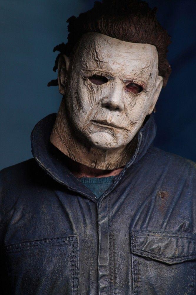Neca 7\u2033 Ultimate Michael Myers [Halloween 2018]