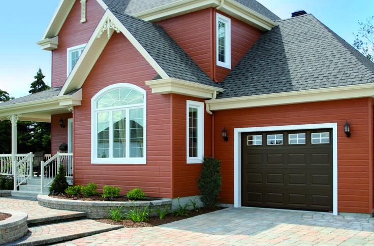 10 best Raised Panel Garage Doors images on Pinterest ... on Garage Door Color  id=15449
