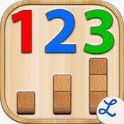 Montessori Numbers - Grundläggande taluppfattning