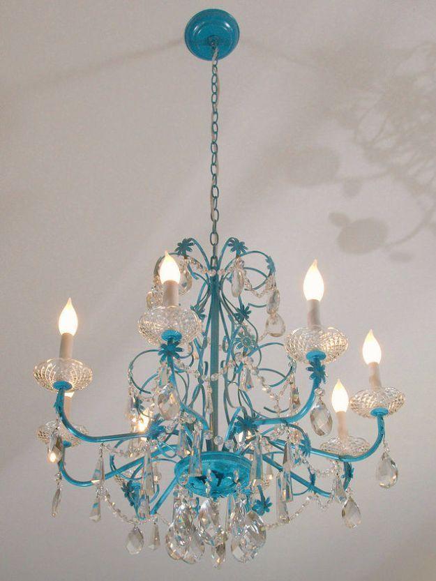 Best 25+ Chandelier redo ideas on Pinterest | Painted chandelier ...