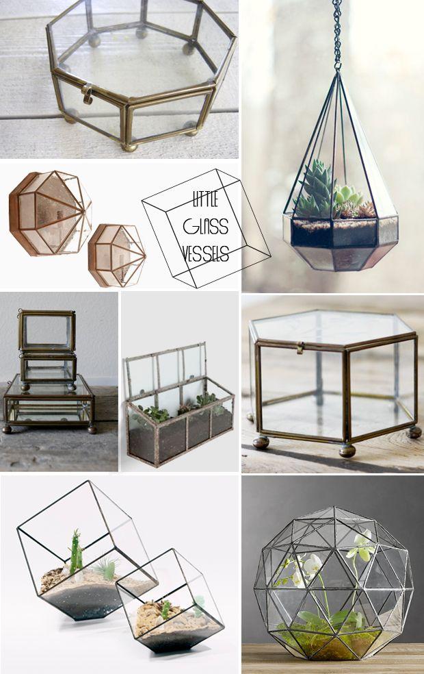 Little Glass Vessels | Justina Blakeney Est. 1979