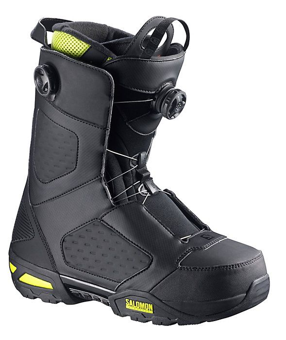 Salomon Synapse Focus BOA Snowboard Boot - Men's Snowboard Boots - Winter 2015/2016 - Christy Sports