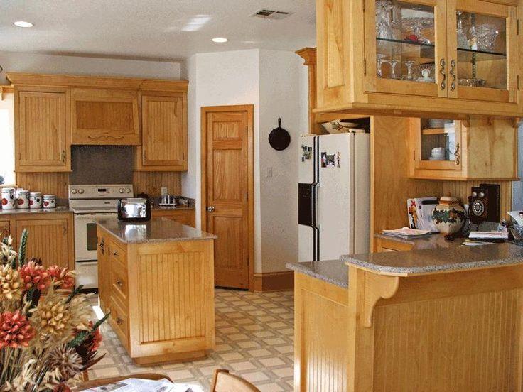 Pin By Susan Heinichen On Kitchen Maple Kitchen Cabinets