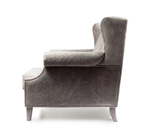 Buy Leather Lounge Chair By Serge De Troyer   Made To Order Designer  Furniture From Dering Hallu0027s Collection Of Contemporary Traditional  Transitional Lounge ...
