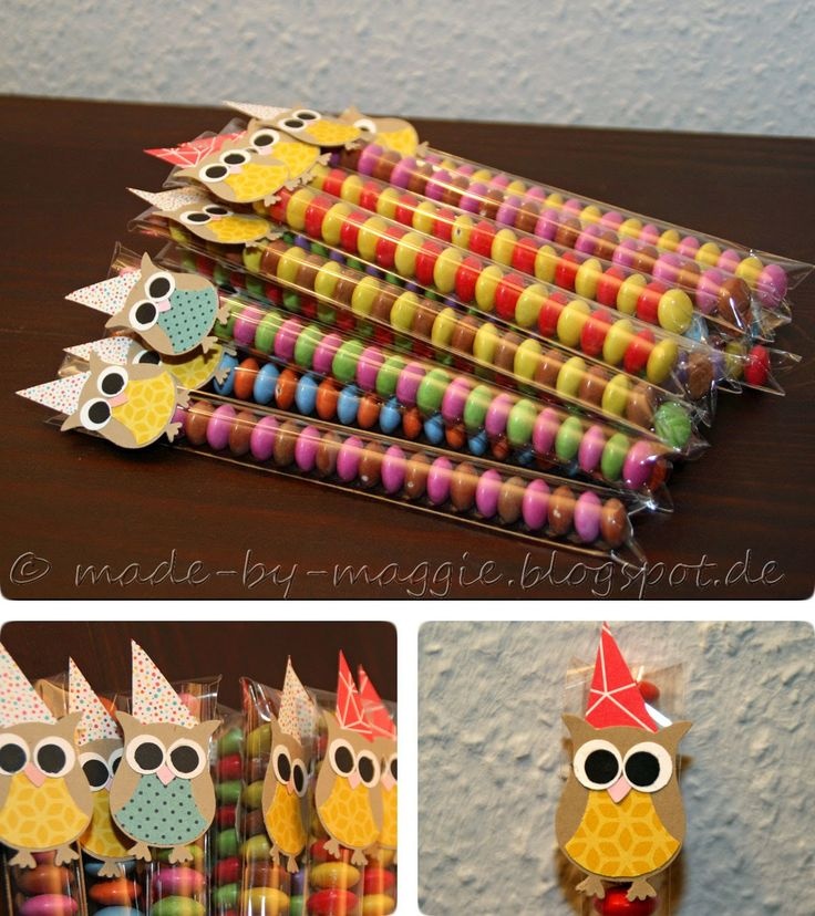 made by M@ggie: Kleine Goodies für Kinder