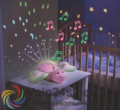 Projektor Motyl N Summer Slumber Buddies #elektronicznaniania #Summer #projektorydladzieci