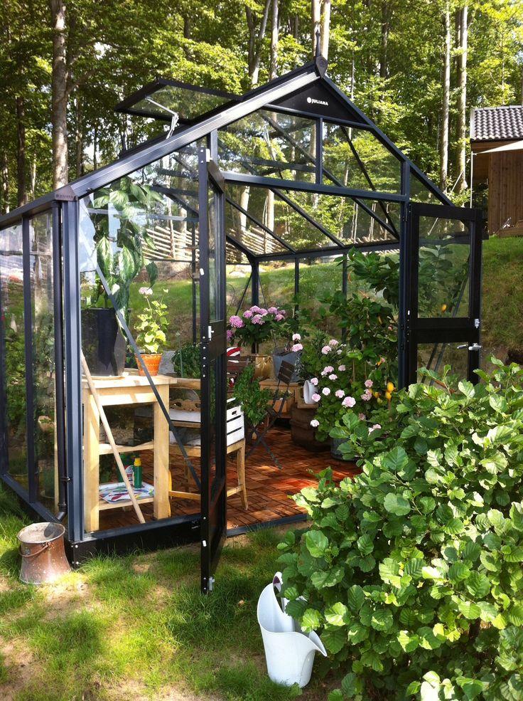 Willab Gardens växthus Premium.