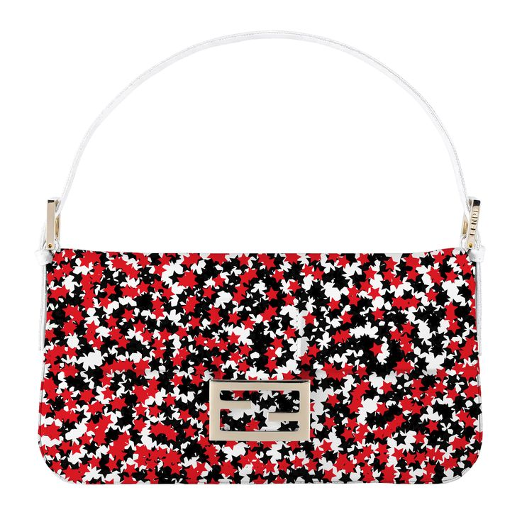 This is the virtual October's Baguette of the Month personally selected by Silvia Venturini Fendi, created with myBaguette tablet app