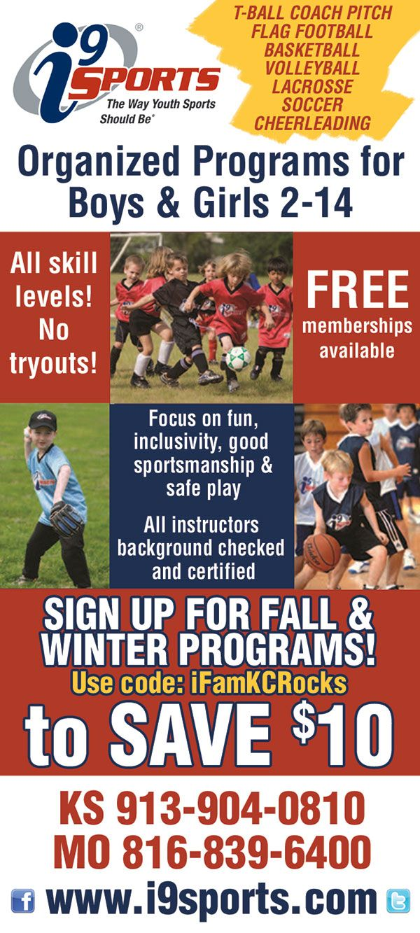 I9 Sports Youth Sports Leagues Near Me In 2020 Youth Sports Flag Football Sports