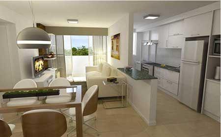 Dicas-para-decoração-da-cozinha-americana-em-apartamento
