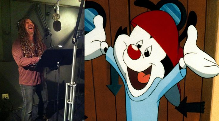 "Via @thetvmom, interview with lead singer, Jess Harnell.    ""Wakko's Back!  An interview with Jess Harnell"""