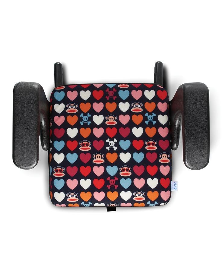 Paul Frank Julius Hearts Me Olli Backless Booster Seat Julius