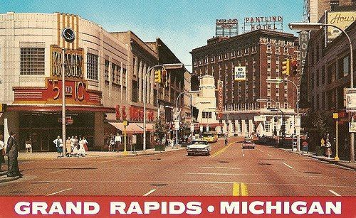 Images about grand rapids michigan vintage on
