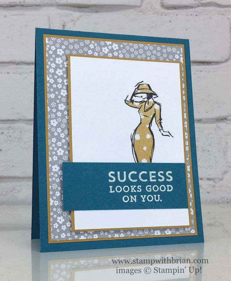 Beautiful You, Suite énonciations, Stampin 'Up !, Brian King, GDP069