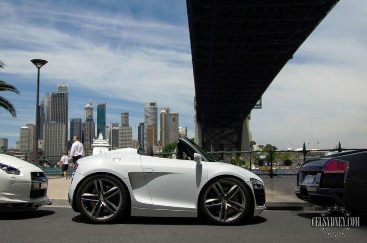 Mini Audi R8 Spyder Photoshopped Cars Pinterest Audi