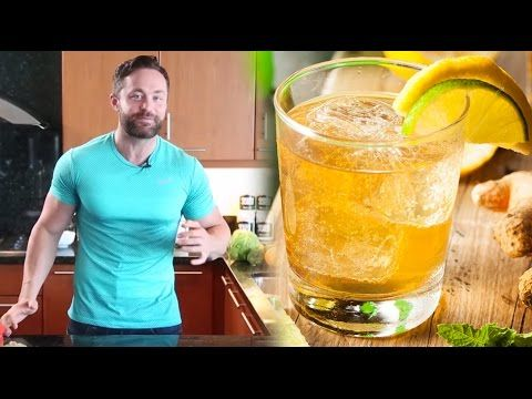 Healthy Hydrating Detox Video Drinks Recipe
