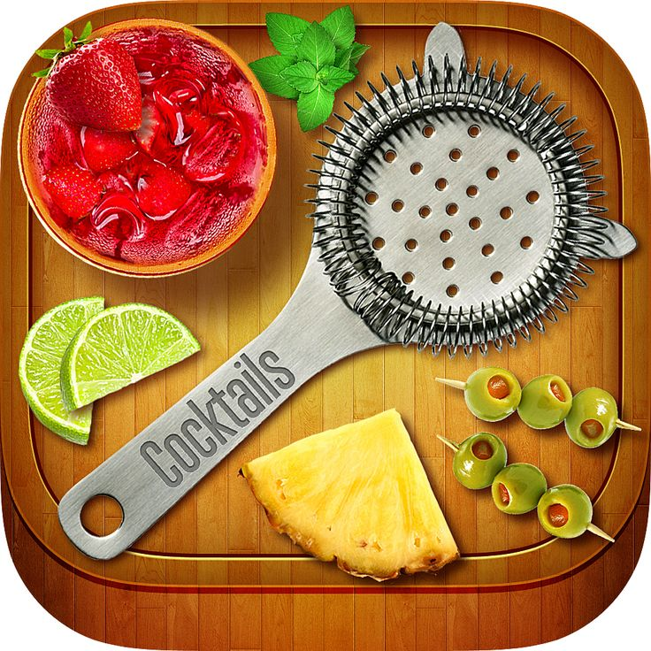 Cocktails by PiccoleRicette  GRATIS in AppStore