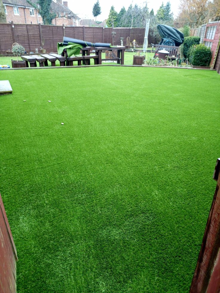 Ever wanted a perfect Garden all year round? That may be possible if you lived in a different country, where the sun shines 90% of the year! Don't Despair, we have made this possible for you with Quality Sourced Artificial Grass, allowing you 5 years workmanship and a 10 year product Guarantee. We have a wide range of Artificial Grass for you and your garden, and most importantly your Budget!