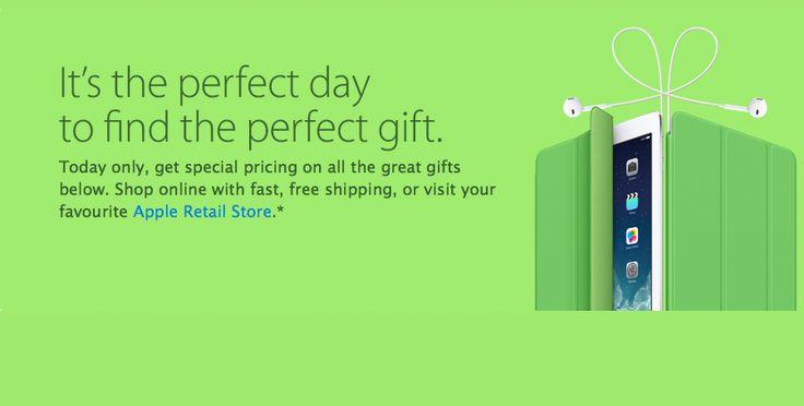 Apple Black Friday Deals 2013