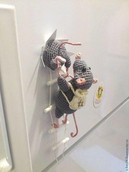 Mäuse häkeln