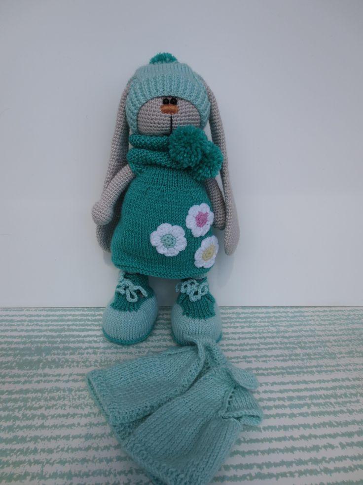 Зайка тильда Малышка,продаётся.Купить игрушку,купить зайку,заяц тильда,тильда,зайка в одежде, заяц на заказ, зайка крючком,вязаный заяц,подарок,к игрушка заяц, зайка,мягкая игрушка