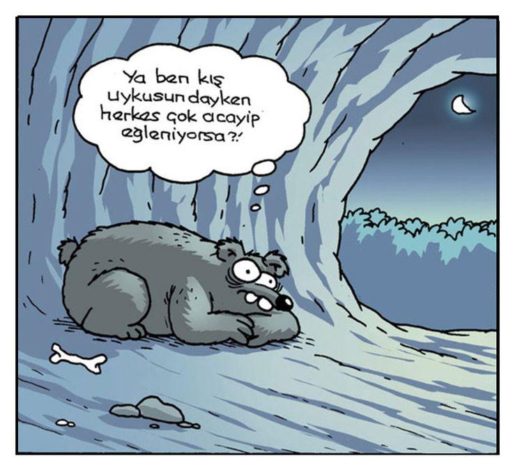 Selçuk Erdem #selçukerdem #selcukerdem #karikatür #mizah #çizgi #komik #penguen #penguendergi
