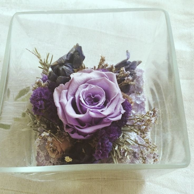 How I reused my bouquet flowers