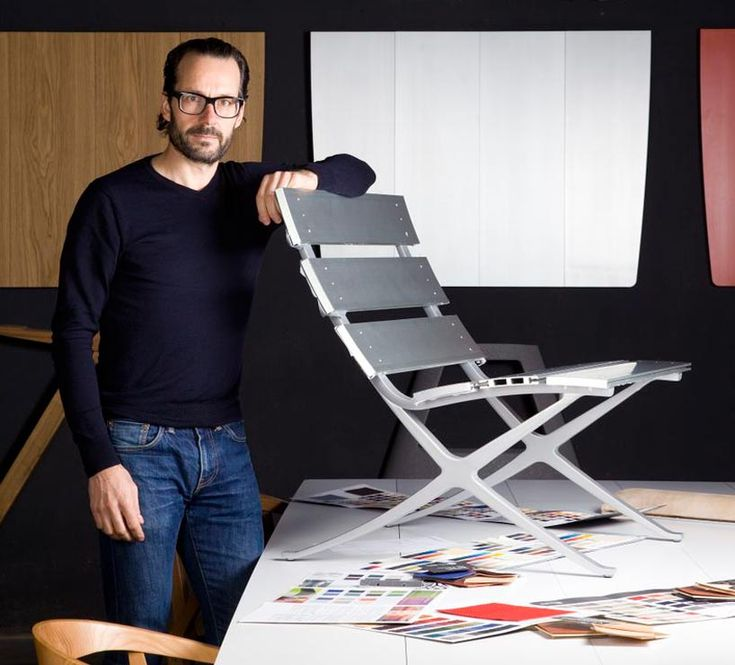Konstantin Grcic Explains The Bench B, The New Product He Has Designed For  BD Barcelona Designed.