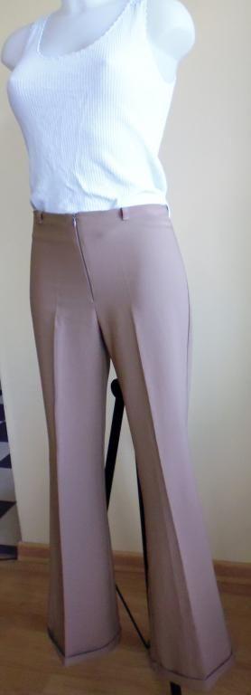 Spodnie eleganckie wizytowe rozmiar S