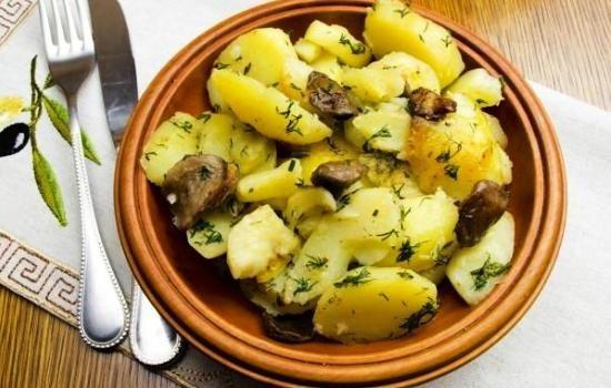 Рецепты картошки с грибами в мультиварке, секреты выбора ингредиентов