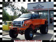 1999 Ford F650 Custom Harley Davidson Edition Monster Truck for Sale ...